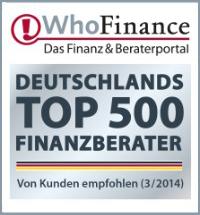 Top Berater | Bausparen & Baufinanzierung 2014